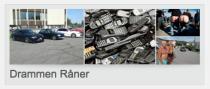 Googles bildesøk tematiserer nå treffa i ei linje på toppen