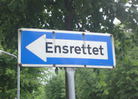 Kamp mot konsensus i Stavanger, som her i København