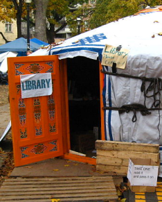 occupy telt