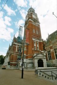 croydon bibliotek