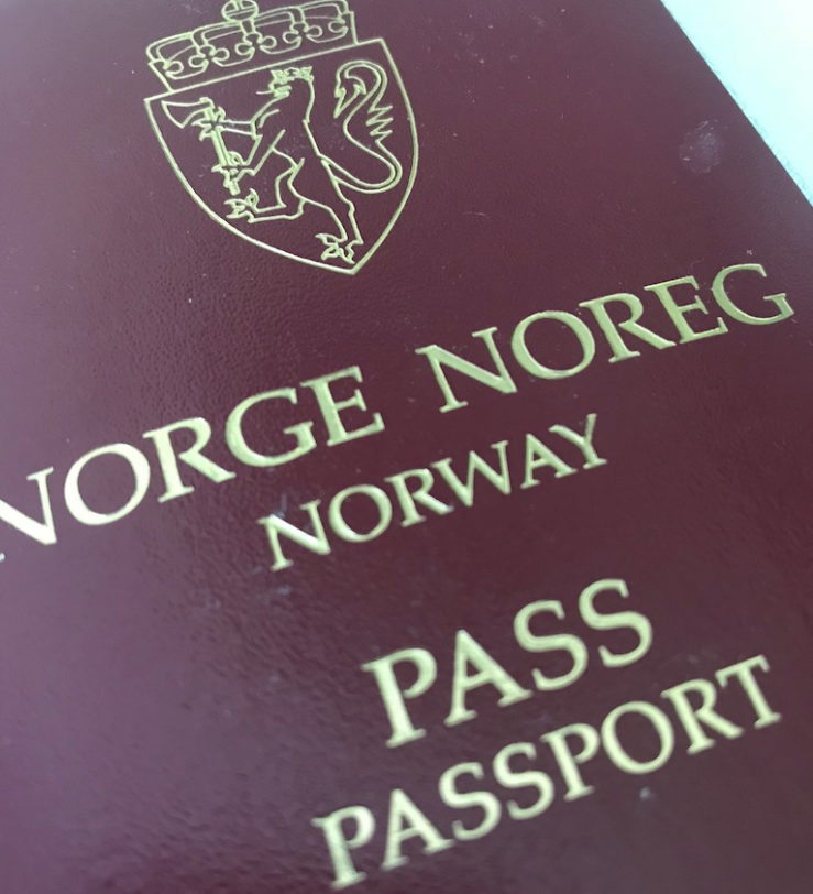 pass norsk