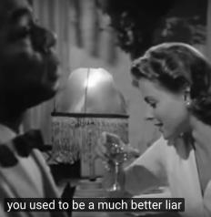 casablanca much better liar