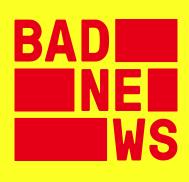 bad news logo